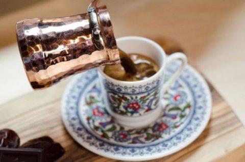 Ритуал против машины, или кофе по-турецки
